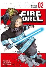Fire Force 02 (Engelstalig) - Manga
