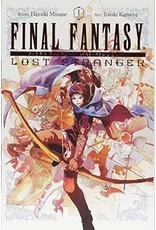 Final Fantasy: Lost Stranger 01 (Engelstalig) - Manga