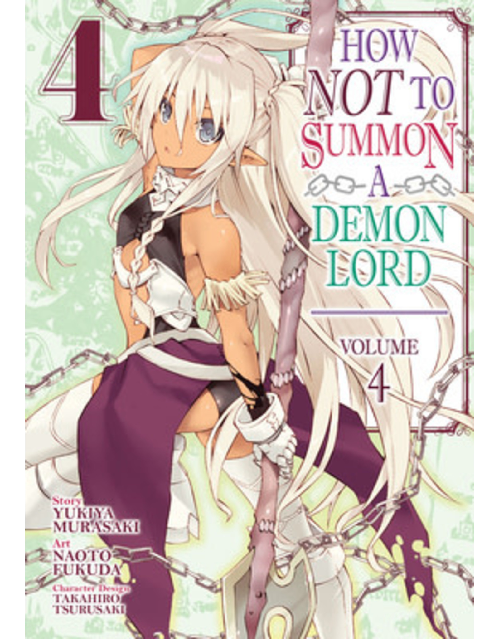 How Not To Summon A Demon Lord 04 (Engelstalig) - Manga