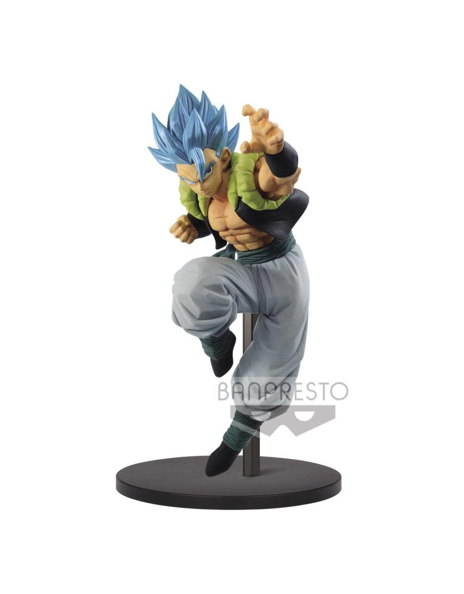 Dragon Ball Super - Super Saiyan Blue Gogeta Fes PVC Statue - 20cm