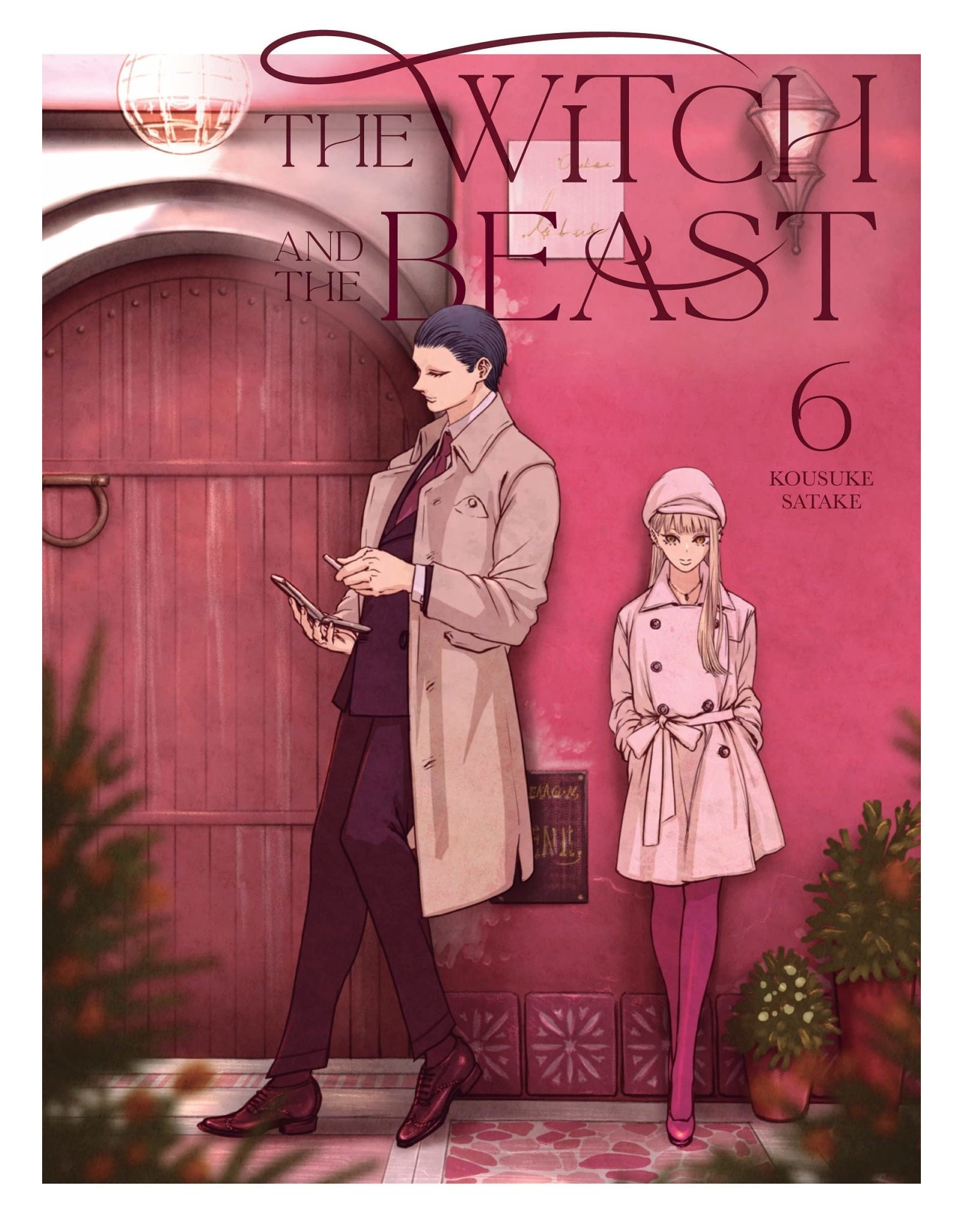 The Witch and The Beast 6 (Engelstalig) - Manga