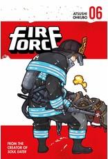 Fire Force 06 (Engelstalig) - Manga