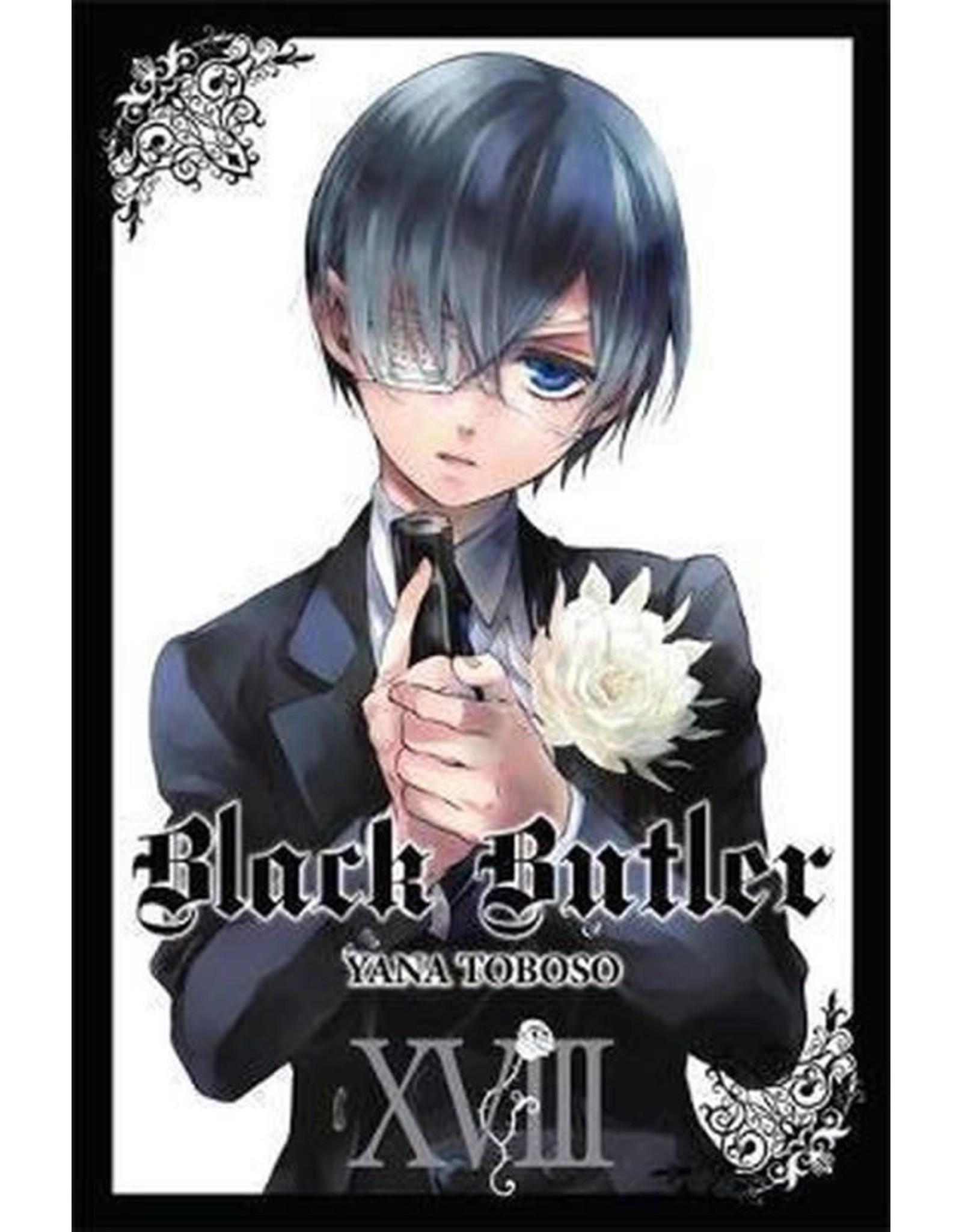 Black Butler 18 (Engelstalig) - Manga