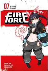 Fire Force 07 (Engelstalig) - Manga