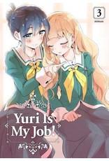 Yuri Is My Job! 3 (Engelstalig) - Manga