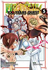 Fairy Tail: 100 Years Quest 05 (Engelstalig) - Manga