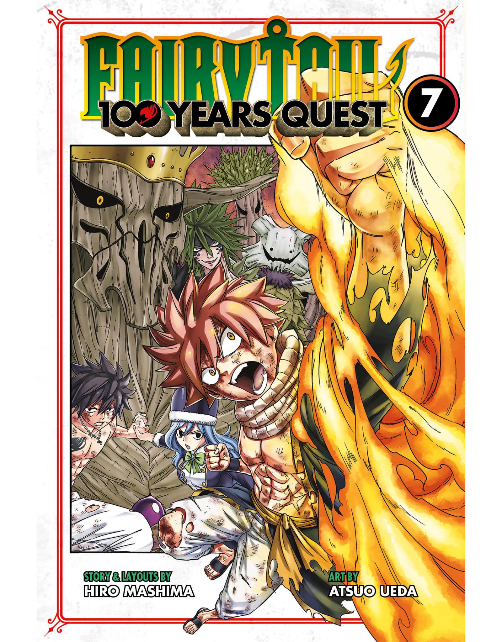 Fairy Tail: 100 Years Quest 07 (Engelstalig) - Manga