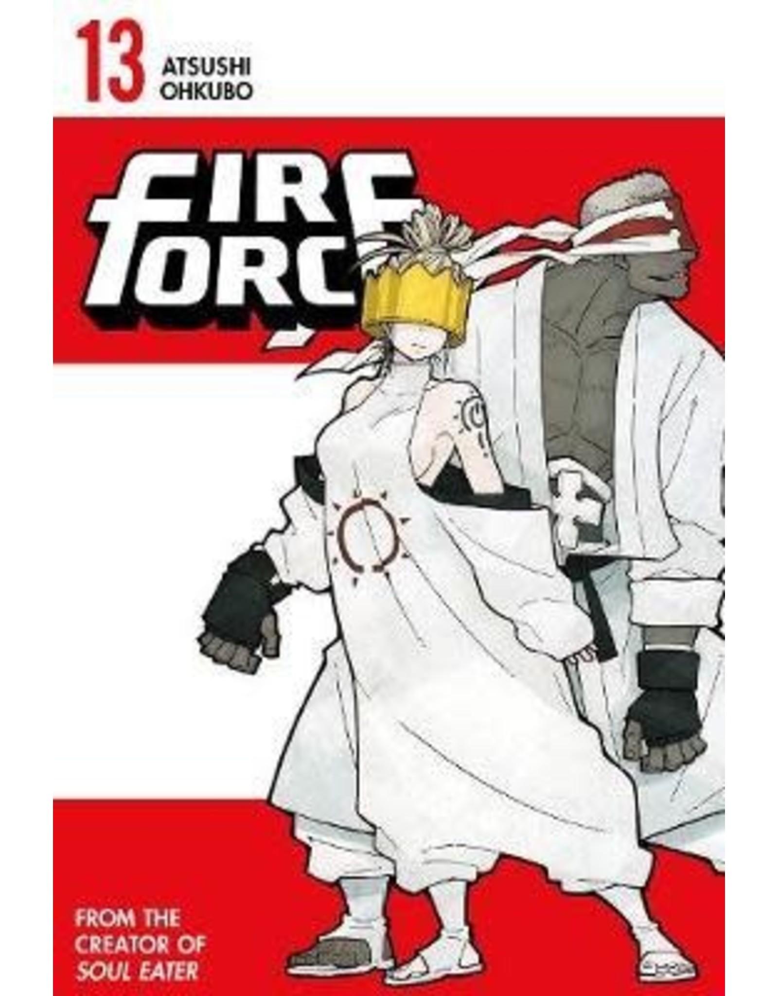 Fire Force 13 (Engelstalig) - Manga
