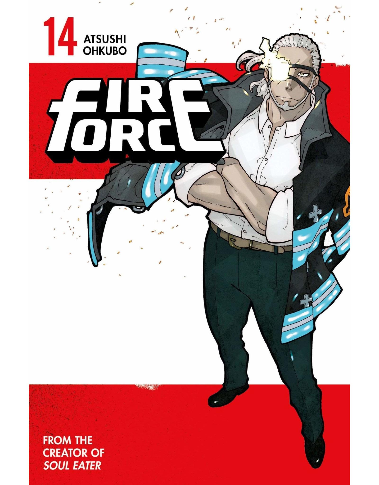 Fire Force 14 (Engelstalig) - Manga