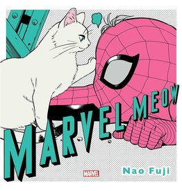 Marvel Meow - Hardcover (Engelstalig) - Manga