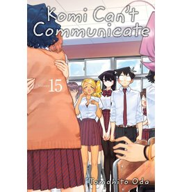 Komi Can't Communicate 15 (Engelstalig) - Manga