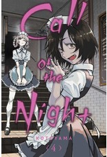 Call of the Night 4 (Engelstalig) - Manga