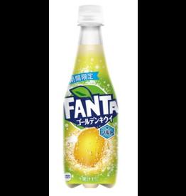 Fanta Salty Kiwi 410ml (Japan Exclusive)