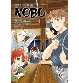 Otherworldly Izakaya Nobu 08 (Engelstalig) - Manga