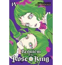 Requiem Of The Rose King 14 (Engelstalig) - Manga