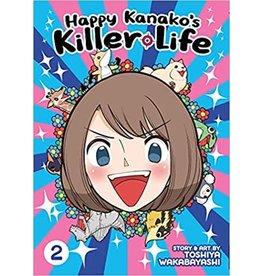 Happy Kanako's Killer Life 2 (Engelstalig) - Manga