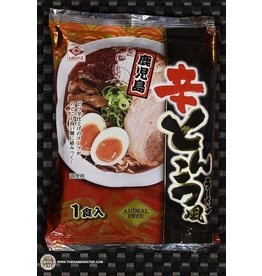 Vegan Ramen - Kagoshima Spicy Tonkotsu-Fu - 78.5g