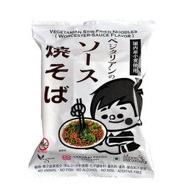 Vegetarian Yakisoba Ramen - 118g