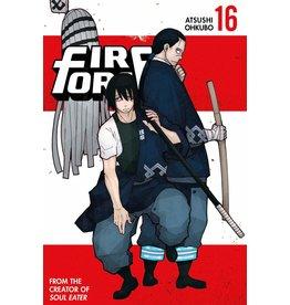 Fire Force 16 (Engelstalig) - Manga
