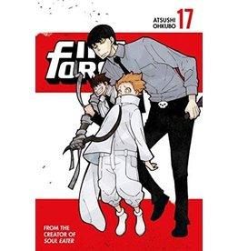Fire Force 17 (Engelstalig) - Manga