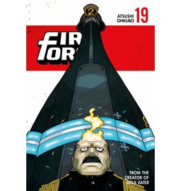 Fire Force 19 (Engelstalig) - Manga