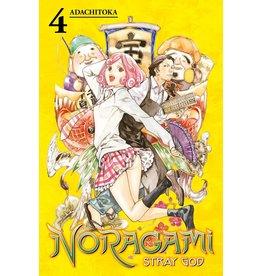 Noragami: Stray God 04 (Engelstalig) - Manga