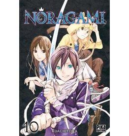 Noragami: Stray God 10 (English) - Manga