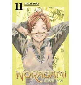 Noragami: Stray God 11 (English) - Manga
