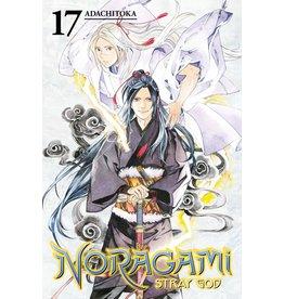 Noragami: Stray God 17 (English) - Manga