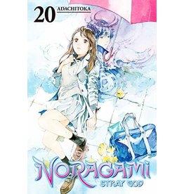 Noragami: Stray God 20 (English) - Manga
