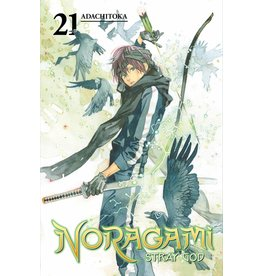 Noragami: Stray God 21 (English) - Manga