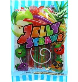 Jelly Straws - Assorted Flavors - 300 g