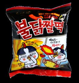 Samyang Hot Chicken Flavor Zzaldduk Snack - 120 g