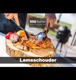 BBQButcher.nl Lamsschouder - 750 Gram