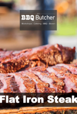BBQButcher.nl Black Angus Flat Iron Steak - 500 gram