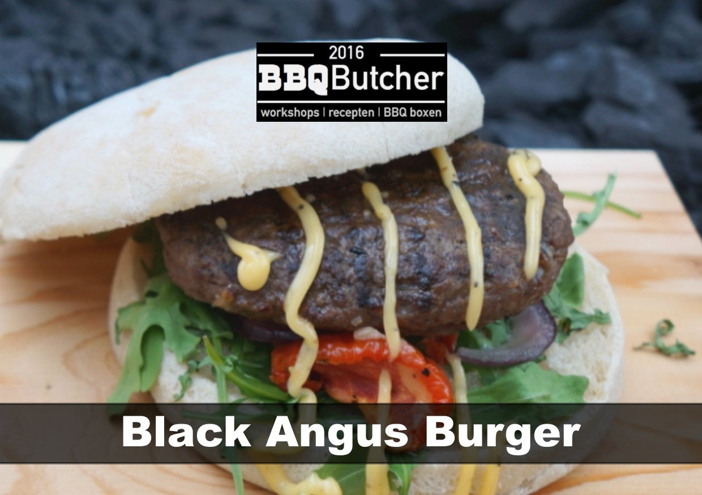 Black Angus Burgers