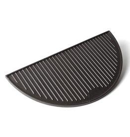 Keij Kamado® Grillplaat , half rond - Large (46,5 cm)