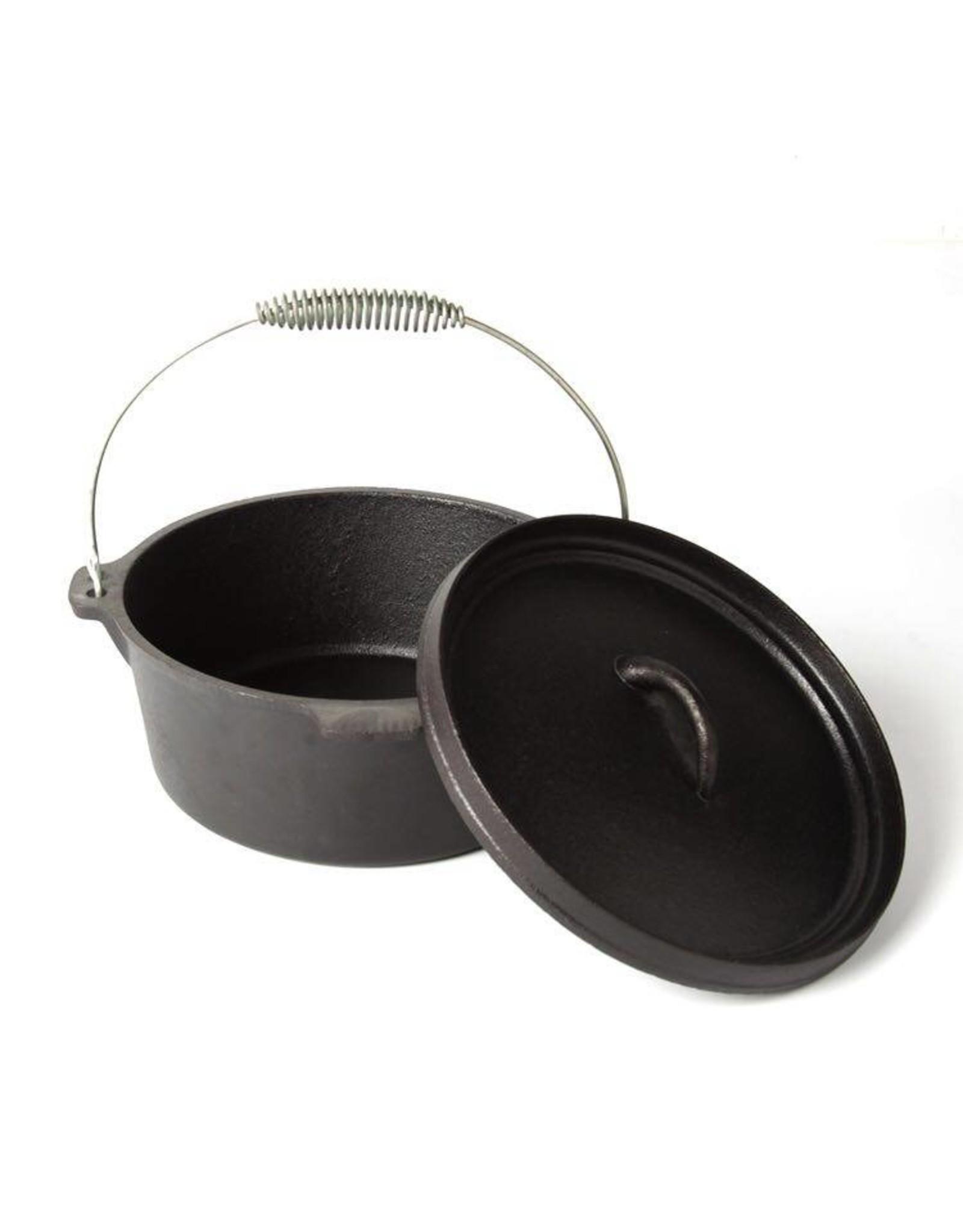 Keij Kamado® Dutch Oven - Gietijzeren