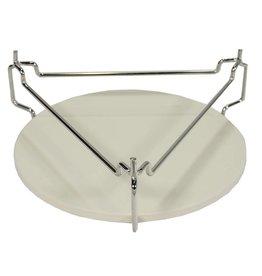 "Keij Kamado® Plate setter compact (15"")"