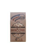 EcoWoodBBQ Rookhout chips KERS - 2 Liter