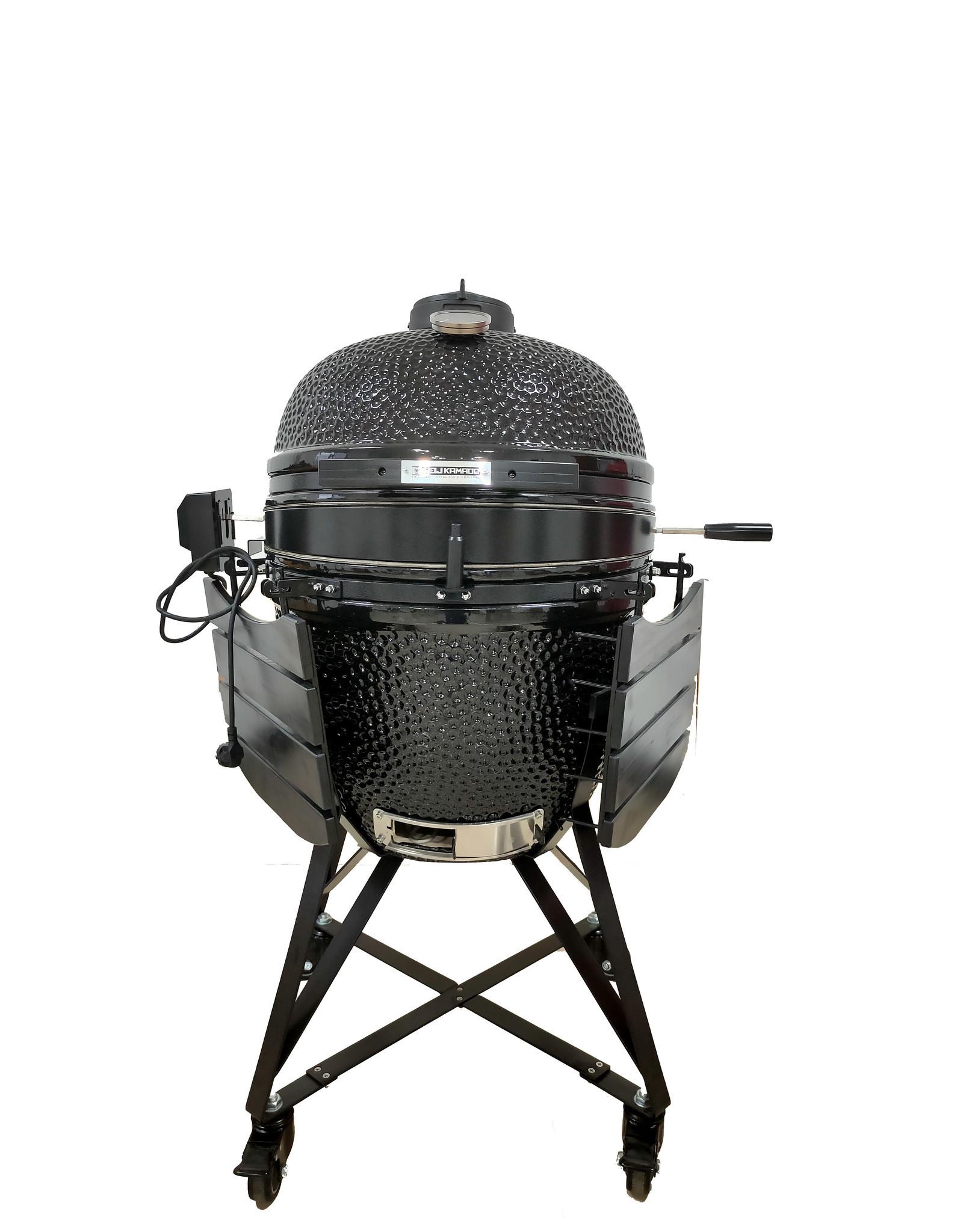 """Keij Kamado® Kamado Rotisserie XL (23"""")"""
