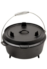Keij Kamado® Dutch Oven 6 liter met pootjes