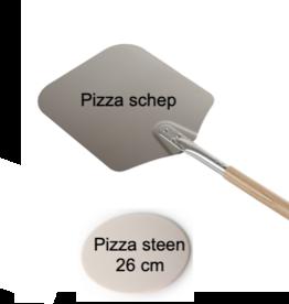 Keij Kamado® Pizzaset Small - 26 cm