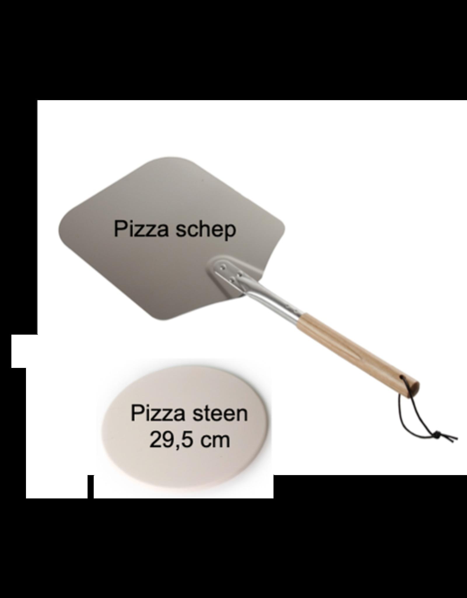 Keij Kamado® Pizzaset Compact - 29,5 cm