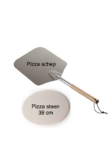 Keij Kamado® Pizzaset Large - 38 cm
