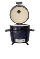 Keij Kamado® Keij Kamado BBQ Blue Compact (15 inch)