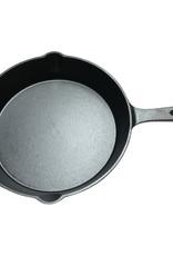 Keij Kamado® Gietijzeren skillet koekenpan - 24 cm - preseasoned