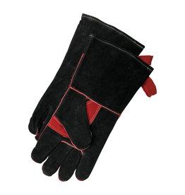 Keij Kamado® Hittebestendige barbecue handschoenen - leer