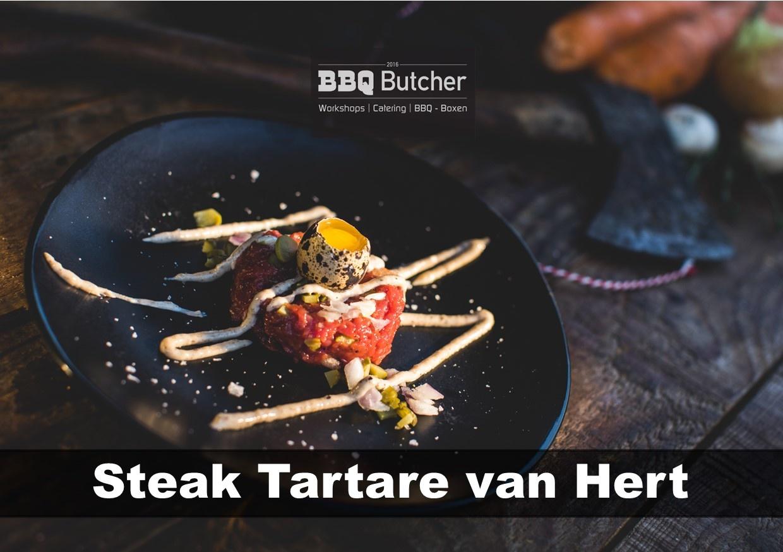 Steak Tartare van Hert