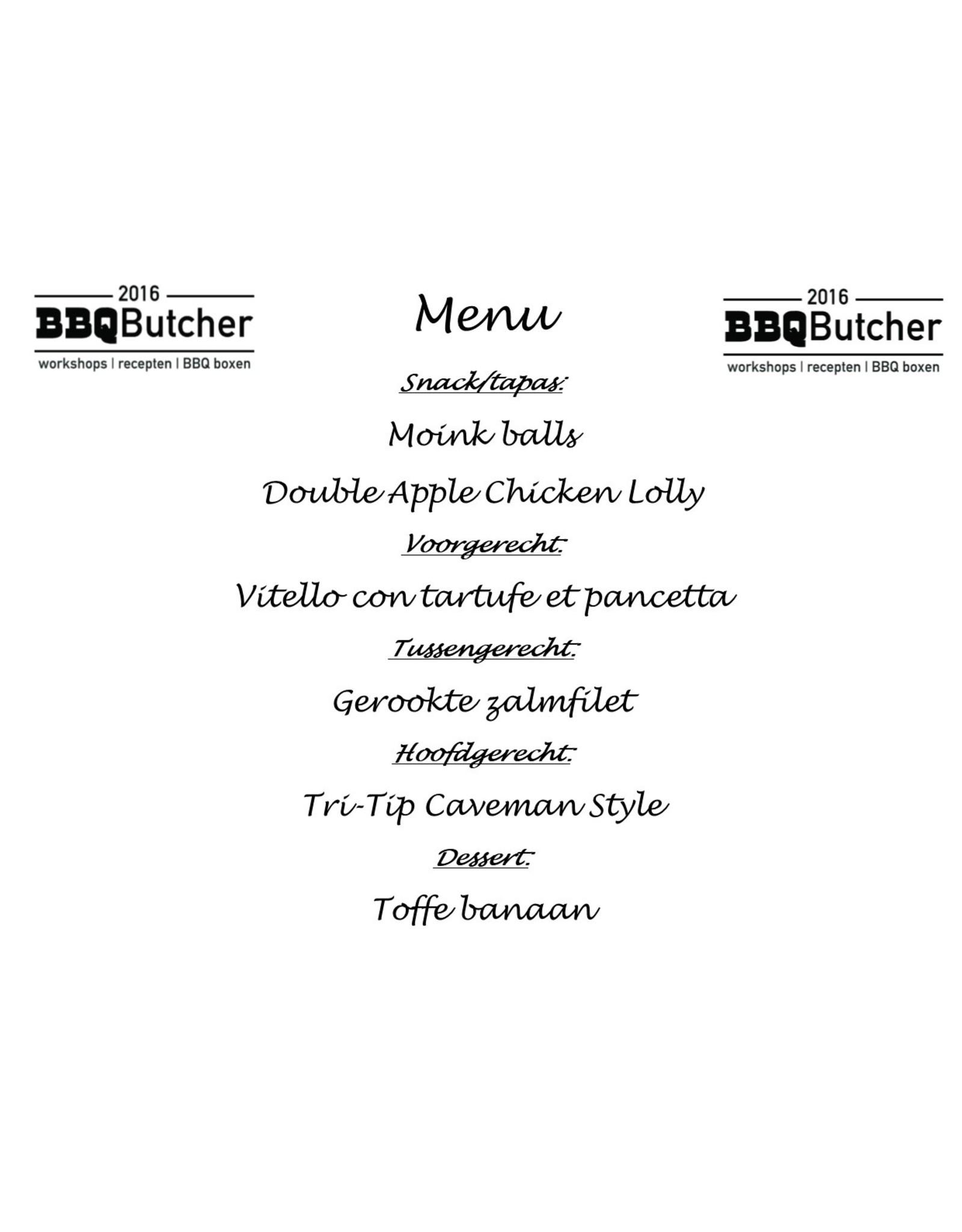 BBQ Butcher#1 Workshop  01-05-2021